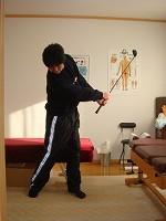 ゴルフスイング-兵庫県伊丹市整体カイロプラクティック