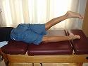 足上げ-兵庫県伊丹市宝塚市 肩こり 腰痛 骨盤矯正 整体カイロプラクティック